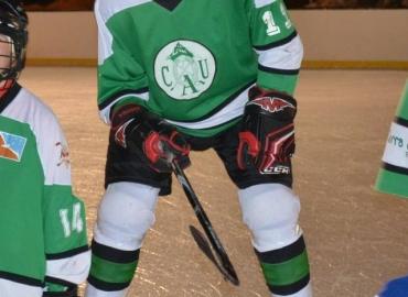 Hockey Sobre Hielo y Linea