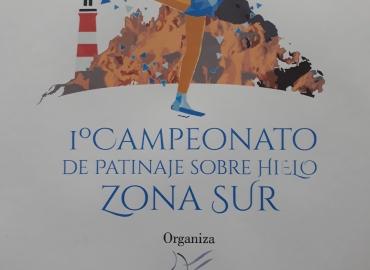 1º Campeonato de Patinaje sobre hielo Zona Sur