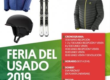 Feria del usado edición 2019
