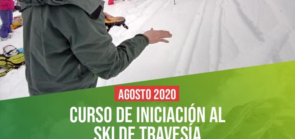 CURSO DE INICIACION AL SKI DE TRAVESIA