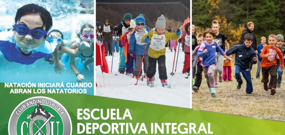 Escuela Deportiva  Integral