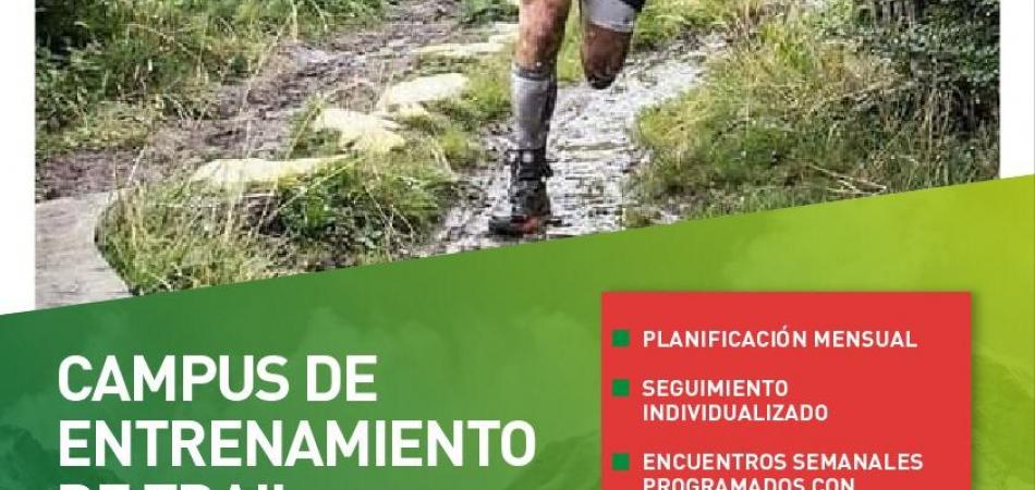 CAMPUS DE ENTRENAMIENTO TRAIL RUNNING