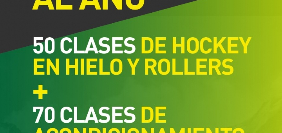 HOCKEY HIELO / LINEA